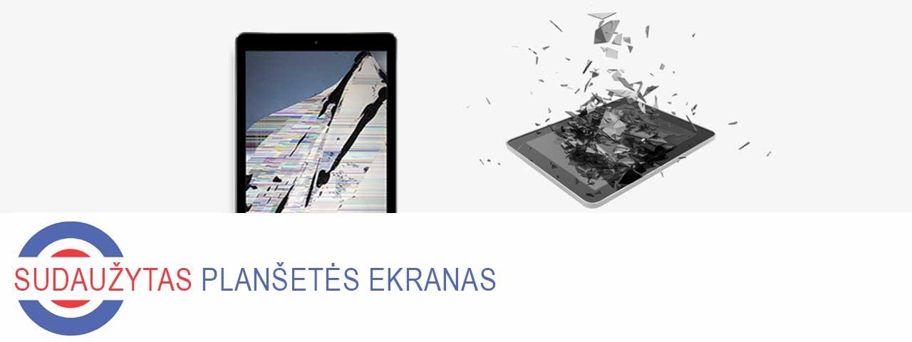 Planšečių ekranų keitimas Vilniuje su kainomis