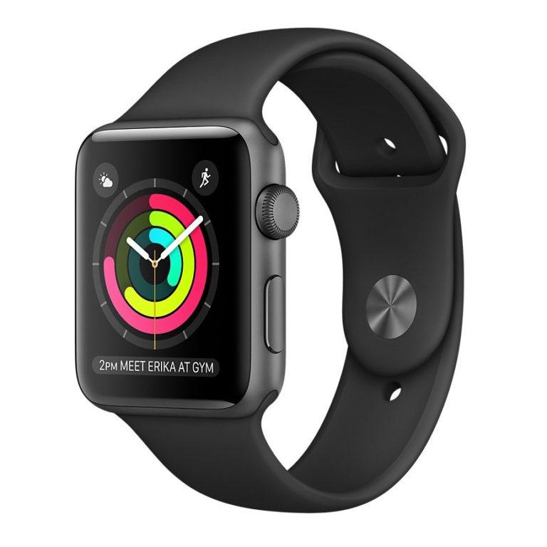 apple watch series 2 remontas ir kainos