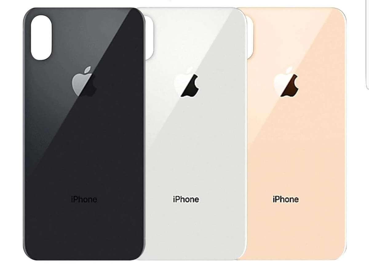 iPhone galinis stikliukas kokybe