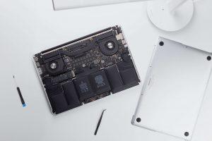 macbook taisymas